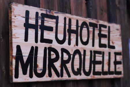 Heuhotel Murrquelle